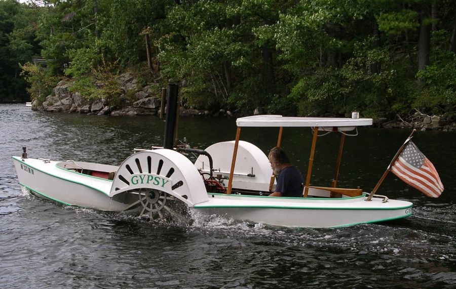 Steamboat Gypsy - Picture 1