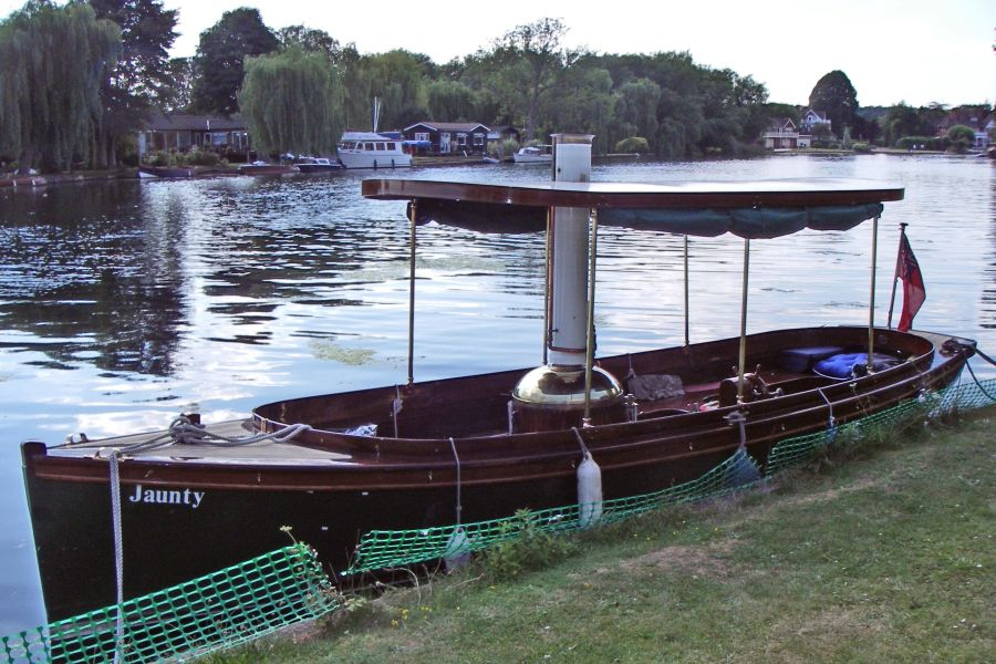 Steamboat Jaunty - Picture 2