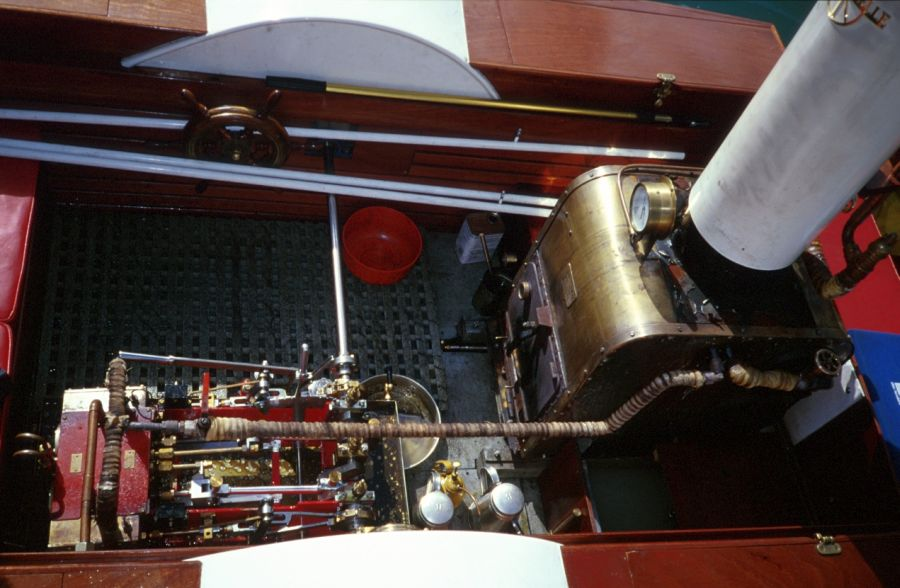 Steamboat Liberty Bell - Picture 2