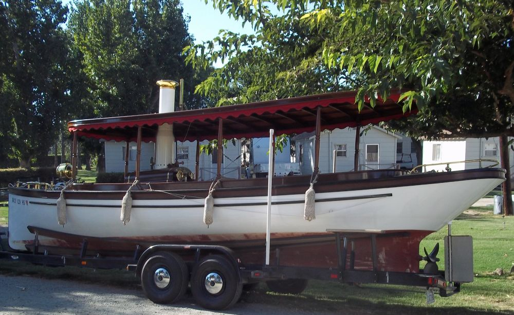 Steamboat San Joaquin  - Picture 1 - taken by Wesley Harcourt