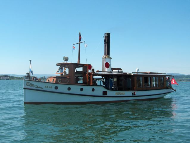 Steamboat Sirius - Picture 1