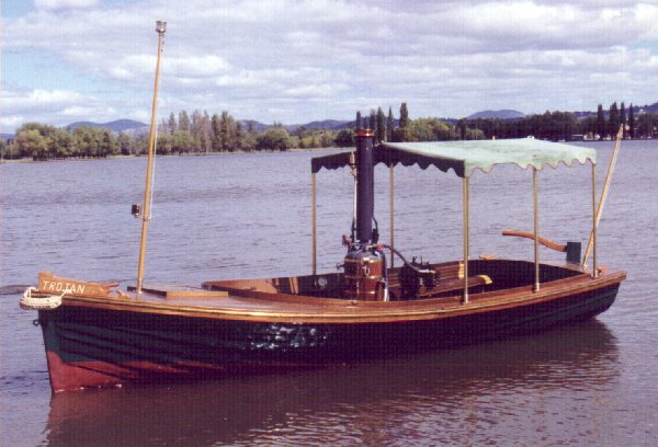 Steamboat Trojan - Picture 1