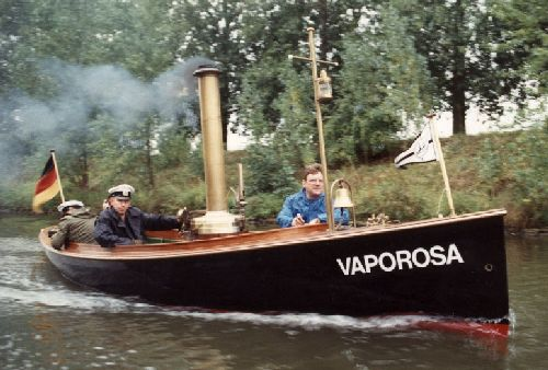 Steamboat Vaporosa - Picture 1