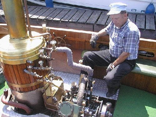 Steamboat Vaporosa - Picture 2