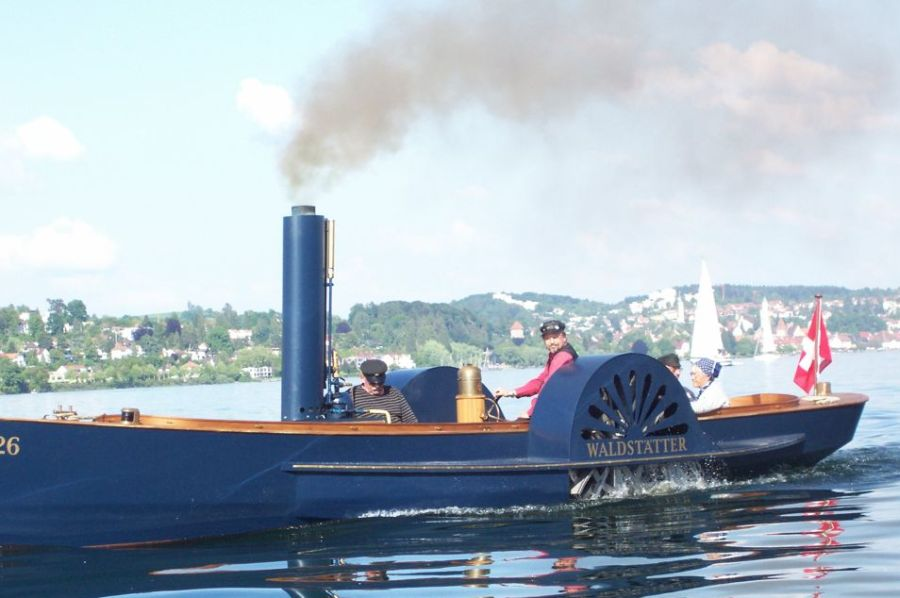 Steamboat Waldstätter - Picture 1