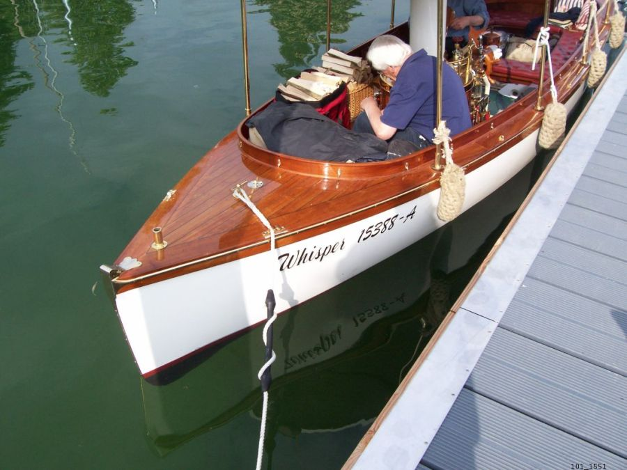 Steamboat Whisper - Picture 2